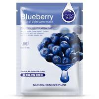 Тканевая маска для лица Rorec Blueberry Natural Skin Care Mask 30g