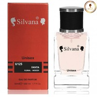 SILVANA 125-U FANTA (Escentric Molecules The Beautiful Mind Series Intelligence & Fantasy)
