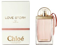 Chloe Love Story Eau de Toilette EDT 75 ML