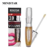 Имбирный блеск для увеличения губ Minister 3D Lip Extreme Volume