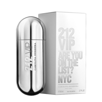 "Carolina Herrera ""212 VIP"", 80ml (Silver)"