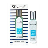Мини-парфюм 18 ml Silvana 862 M Azza Crom(Azzaro Chrome Men)