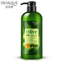 Увлажняющий гель для душа с маслом оливы Bioaqua Olive 750ml