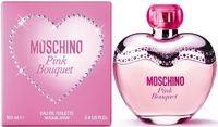 Moschino Pink Bouquet, 100 ml
