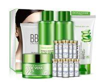 Набор BioAqua Aloe Vera 92% Refresh & Moisture  с сыворотками