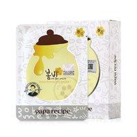 Тканевая маска для лица с медом Papa Recipe Bombee Honey Mask