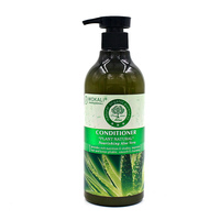Кондиционер для волос Wokali Nourishing Aloe Vera, 550 ml