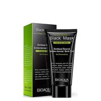 Маска Bioaqua Blackhead Removal Bamboo Charcoal Black Mask
