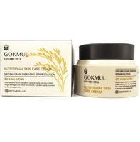 Питательный крем для лица с натуральными растительными экстрактами Bonibelle Gokmul Nutritional Skin Care Cream,80мл