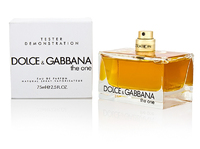 Тестер Dolce & Gabbana The One For Woman, 75 ml