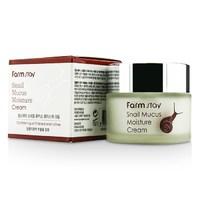 Увлажняющий крем для лица с экстрактом улитки Farmstay Snail Mucus Moisture Cream,50ml