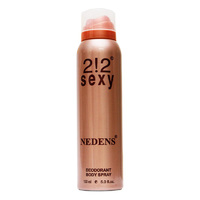 Дезодорант  Cosmetics - 212 sexy for women