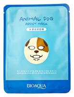 Маска для лица Bioaqua Animal Dog Addict Mask 30g.