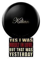Kilian By Kilian Yes I Was Madly In Love, But That Was Yeste,100ml