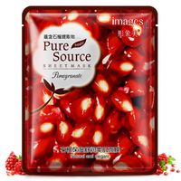 Тканевая маска Images Pure Source Sheet Mask Pomegranate