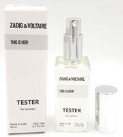 Мини-тестер 60 ml UAE Zadig & Voltaire This is Her