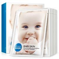 Тканевая Увлажняющая маска для лица  Bioaqua Baby Skin  Moisture Replenishment Mask.