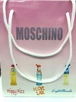 Подарочный пакет Moschino 3x15