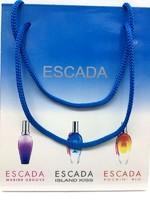 Подарочный пакет Escada 3x15
