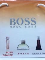 Подарочный пакет Hugo Boss 3x15