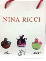 Подарочный пакет Nina Ricci 3x15