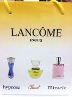 Подарочный пакет Lancome 3x15