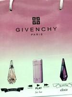 Подарочный пакет Givenchy(женск.) 3x15