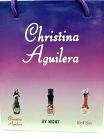 Подарочный пакет Christina Aguilera 3x15