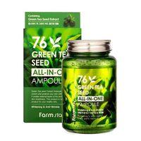 Ампульная сыворотка с экстрактом зеленого чая FarmStay Aloe All-In-One Ampoule, 250 ml