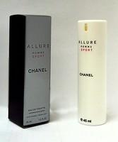 """""""Туалетная вода Chanel """"""""Allure Sport"""""""" 45 ml"""""""