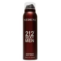 Дезодорант  Cosmetics - 212 Sexy men