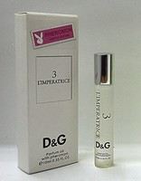 Масляные духи Dolce and Gabbana 3 L'imperatruce 10 ml