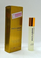 Масляные духи Dolce and Gabbana The one for woman 10 ml