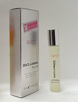 Масляные духи Dolce and Gabbana  The One Sport  10 ml