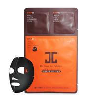 Трехступенчатый набор с тканевой маской для лица JAYJUN Refine to Shine