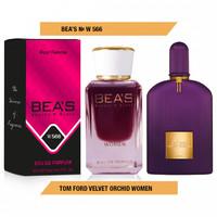 Bea's W 566 (Tom Ford Velvet Orchid) 50 ml