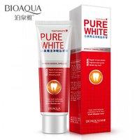 Зубная паста Bioaqua Pure White 120 ml (Акция)
