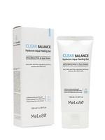 Пилинг-гель для лица Meloso Clear Balance Hyaluron Aqua Peeling Gel,150ml