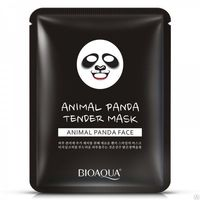 Маска для лица Bioaqua Animal Panda Tender Mask 30g.