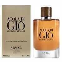 Тестер Giorgio Armani Acqua Di Gio Absolu, 100 ml
