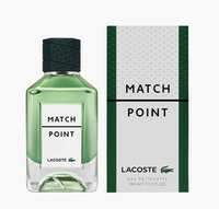 EU Lacoste Match Point 100 ml