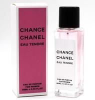 Суперстойкие духи 60ml Chanel Chance Eau Tendre