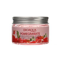 Ночная маска с гиалуроновой кислотой и экстрактом граната BioAqua Pomegranate Sleeping Mask,120g