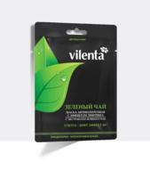 Тканевая маска Vilenta Зеленый Чай