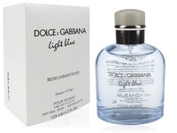 Тестер D&G Light Blue Beauty of Capri pour homme edt 125ml.