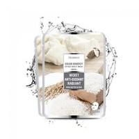Тканевая маска на основе масла ши и рисовой воды Deoproce Color Synergy Effect Sheet Mask White