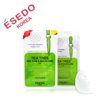 Тканевая маска Esedo Tea Tree Silk Acne & Sebum Care Mask (1 шт)