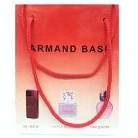 Подарочный пакет Armand Basi 3x15