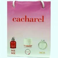 Подарочный пакет Cacharel 3x15