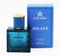 Мини-парфюм Cocolady Atlant For Men,30ml